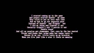 Wiz Khalifa - Stoned Lyrics