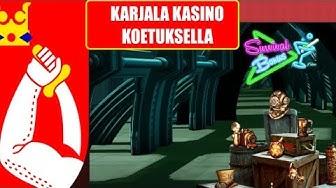 Karjala Kasino - Temperance,  Book of Gods ja Vikings!