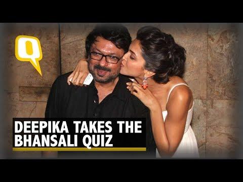 How Well Does Deepika Padukone Know Sanjay Leela Bhansali?