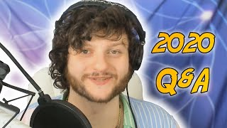 ANSWERING YOUR QUESTIONS! (Team Crafted, Sky Media, Mental Health, etc.)