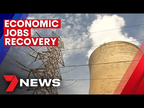 Australia's unemployment rate falls as more jobs secured in energy deal | 7NEWS