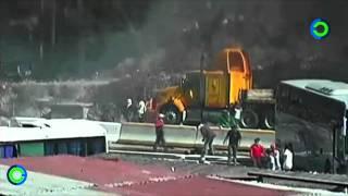Aparece nuevo video de enfrentamiento en Chilpancingo