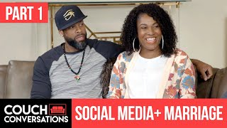 Is Social Media Competing with Your Relationship?   Part 1   Couch Conversations   S2 E4