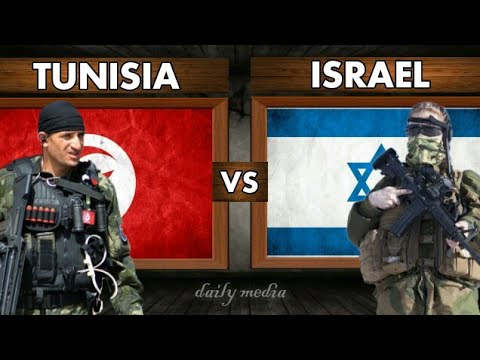Tunisia vs Israel - Military Power Comparison 2017 (Latest Updates)