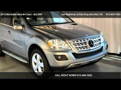 2010 mercedes benz m class ml350 for sale in wilmington for Mercedes benz of wilmington nc