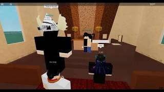 Roblox US marines have a roblox wedding (emotional)