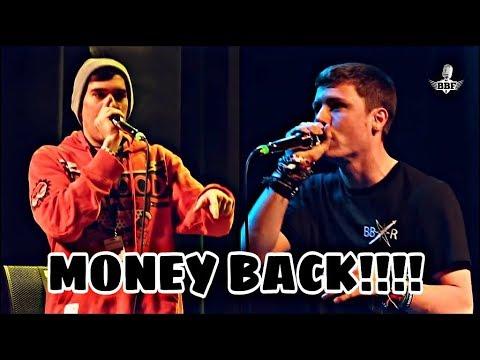 I Want My Money💰 Back!   BETTER AUDIO 🎧   Epic Beatbox Drop   D-low Vs Codfish   GBB 2018  