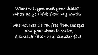 Human Fortress - Falling Leaves - Lyrics