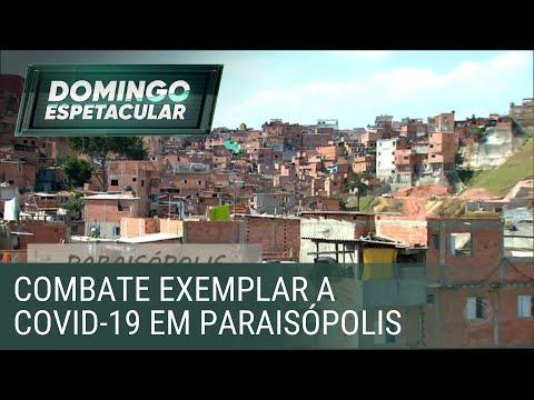 Comunidade de Paraisópolis é exemplo de organização e solidariedade no combate ao coronavírus