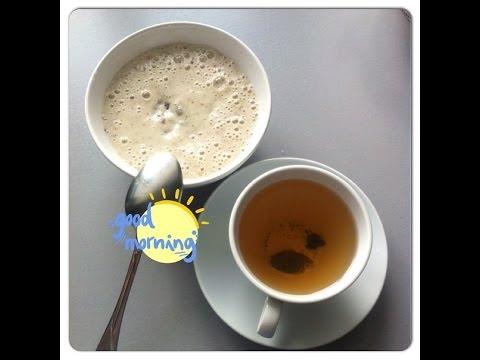 чай с бананом при похудении