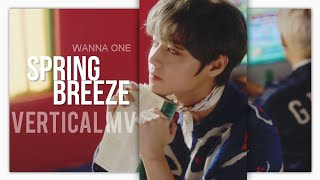 Wanna One (워너원) - '봄바람 (Spring Breeze)' [VERTICAL MV]
