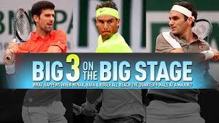 Who Can Stop the Big 3