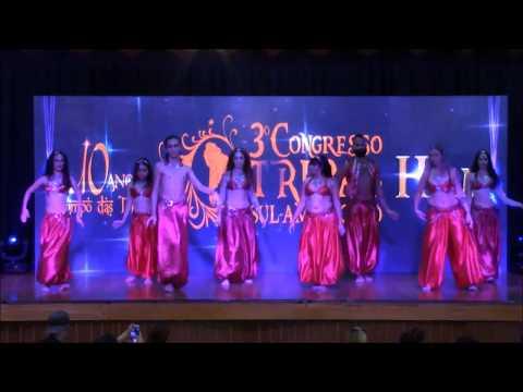 Cia. Ra'idah - Grupo Laboratorium Tribal (RJ) - Congresso Tribal Sul-Americano 2018 (SP)