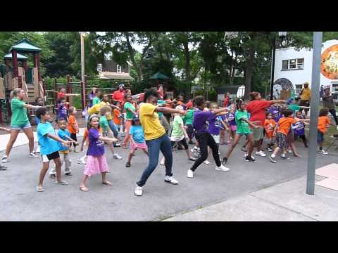 "CUMEP Kids 2011 dance to ""Apache (Jump On It)"""