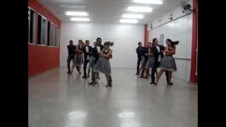 Coreografia Splish Splash - 7º Periodo Educação Física