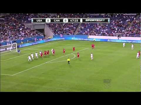Match Highlights: Canada M23 2 - 0 USA