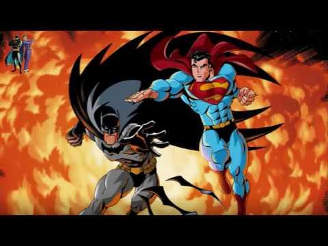 SUPERMAN BATMAN:PUBLIC ENEMIES THEME SONG
