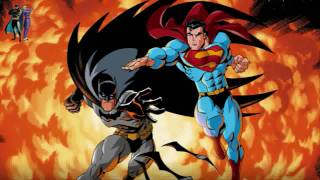 SUPERMAN BATMAN:PUBLIC ENEMIES THEME SONG
