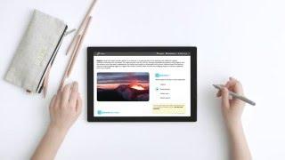 Stile Education - Interactive Lesson Builder thumbnail