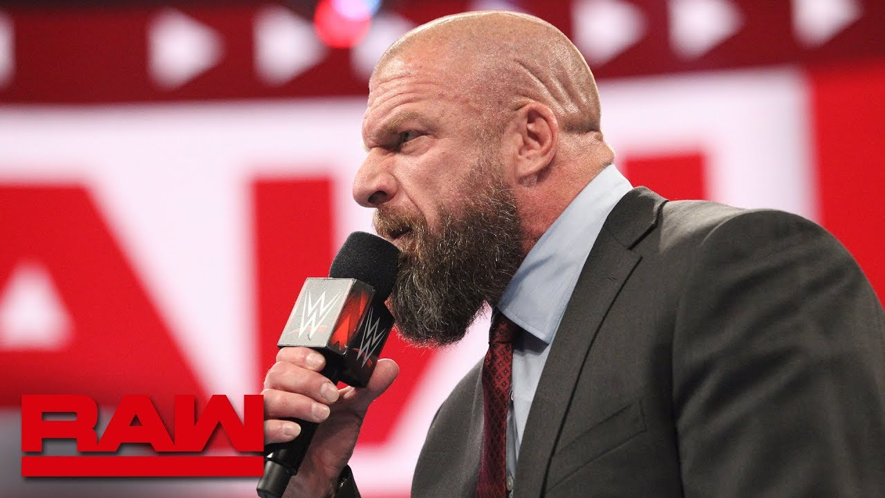 Why Triple H has unfinished business with The Undertaker: Raw, Aug. 20, 2018