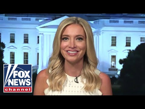Will Trump pardon Roger Stone? Kayleigh McEnany weighs in