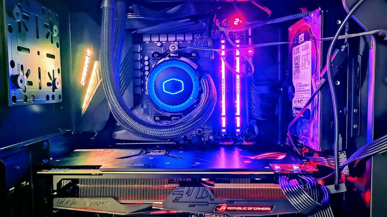 Как собрать мощный компьютер на AMD? Выбираем лучшие компоненты. Считаем экономию на фоне Intel