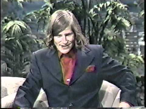 Crispin Glover on Johnny Carson 5/27/1987