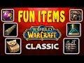 7 Vanilla Fun, Unique & Rare Items That Will Return in Classic WoW