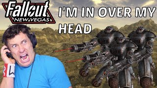 Fallout New New Vegas | I'M IN OVER MY HEAD