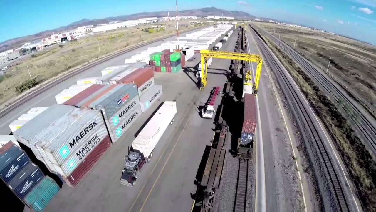4fe13840 9 Aniversario del Puerto Interior Silao Guanajuato. - YouTube
