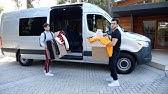 Twins Move Into A Custom Built Van Together