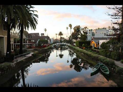 Take a Walk on the Venice Canals in Los Angeles, CA