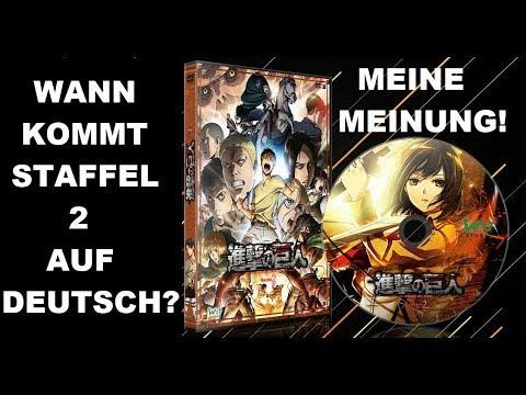 Attack On Titan Staffel 3 Deutsch