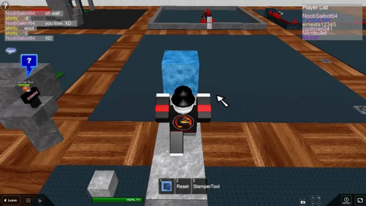 The New Roblox Update December 2 2010 Youtube