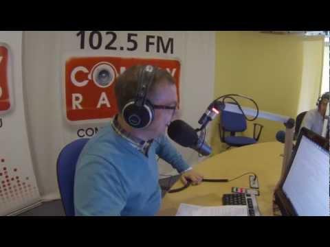 Гавр и Кураж-Бамбей врываются в прямой эфир Comedy Radio