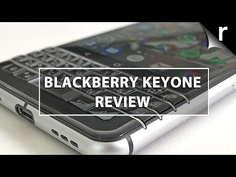 BlackBerry KEYOne Review: QWERTY-riffic?