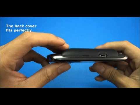 BlackBerry Curve 9360 2200mAh Mugen Power Extended Battery [HLI-9360XL]