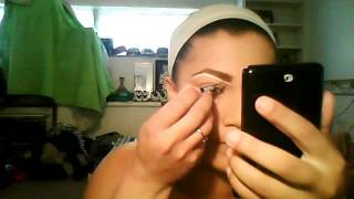 My Eyebrow tutorial Thumbnail
