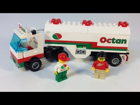 Gas Station Close To Me >> LEGO TOWN 6594 Gas Transit Octan truck from 1992 City ...