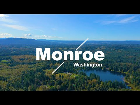 24808 78th St SE, Monroe, WA 98272 - Gorgeous Home On 13 Private Acres Outside Of Seattle, WA