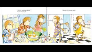 Five Little Monkeys Bake A Birthday Cake Read Aloud
