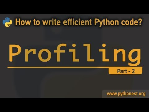 Profiling In Python - Cpython, Cprofile  Learn Python Optimization -