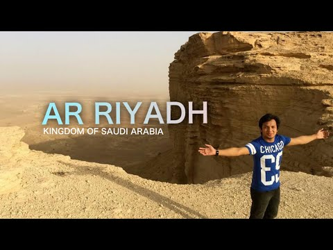 RAYMOND LOPEZ AT SAUDI ARABIA: Ar Riyadh to Al khobar