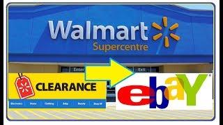 WALMART CLEARANCE HAUL for eBay RESALE