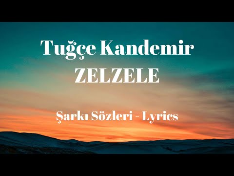 #zELzELE (Şarkı Sözleri) Lyrics - Tuğçe Kandemir