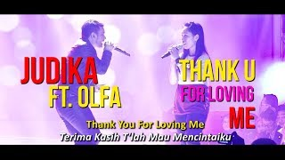 Video Judika ft. Olfarida - Thank You for Loving Me (Live at Dyandra Gramedia Expo) download MP3, 3GP, MP4, WEBM, AVI, FLV Agustus 2018