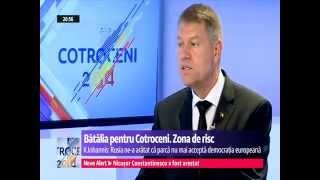 Noa, s-o enervat Iohannis pe Ponta la Digi24. :) I-a lăsat mască pe moderatori.