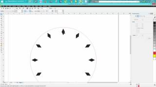 Corel Draw Tips Tricks Rotate Transformation Docker