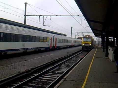 Ghent Station, Belgium