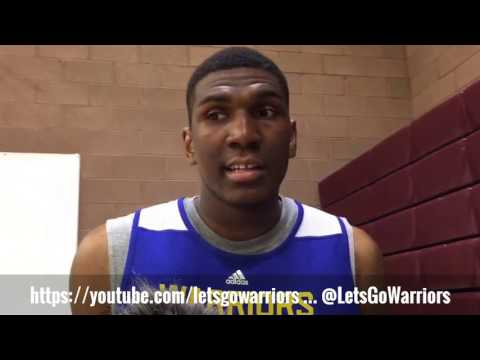 KEVON LOONEY, Golden State Warriors (0-0) morning shootaround NBA Summer League v Philadelphia 76ers